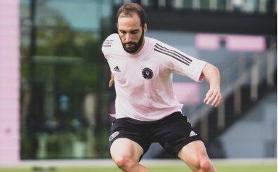 Higuain, Inter Miami'ye transfer oldu