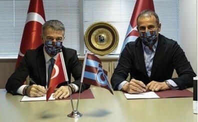 Abdullah Avcı ve Ahmet Ağaoğlu'nun İstanbul zirvesi