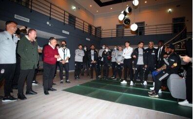 Beşiktaş'ta Başkan Çebi'den zafer konuşması!