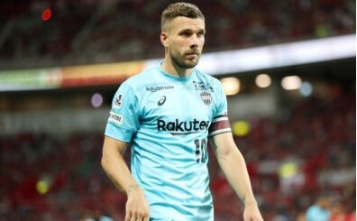 Antalyaspor, Podolski ile büyük oranda anlaştı