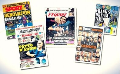 Avrupa'da günün transfer manşetleri