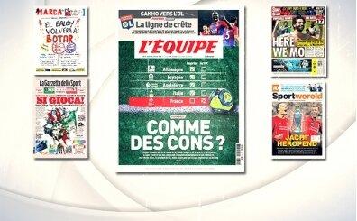 Avrupa spor basını, futbolun geri dönüşünü kutluyor!