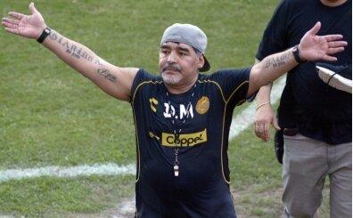 Diego Maradona, Gimnasia'dan ayrılıyor!