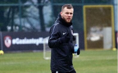 Alexandru Maxim 2 yıl daha Gaziantep FK'de