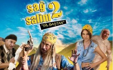 Sağ Salim 2: Sil Baştan nerede çekildi, oyuncuları