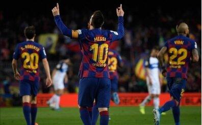 Braithwaite: 'Futbol bir din olsaydı, tanrısı Messi olurdu'