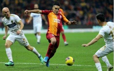 Galatasaray ile MKE Ankaragücü 98. randevuda