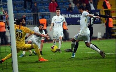 Kasımpaşa, tek eksikle Çaykur Rizespor'u ağırlayacak