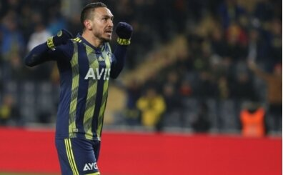 Mevlüt Erdinç: 'Çok şükür ilk golümü attım'