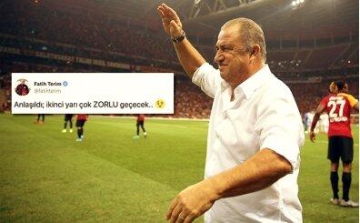 Fatih Terim, bir tweet ile her şeyi değiştirdi; İşte rakamlarla Galatasaray'ın yükselişi
