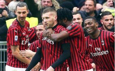 Milan seriye bağladı!