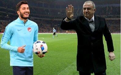 Fatih Terim yeni sağ kolu olarak Nuri Şahin'i istiyor