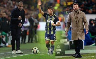 Fenerbahçe'de Ali Koç ve Emre'nin teknik direktör zirvesi!