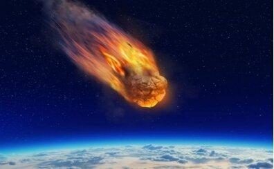 Meteor Nijerya'ya düştü mü? Nijerya meteor videosu gerçek mi?