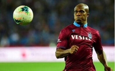 Trabzonspor'da Nwakaeme'ye özel motivasyon