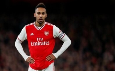 Aubameyang, Arsenal ile yeni sözleşme görüşmesine hazır