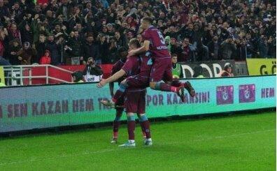 Trabzonspor'dan İstanbul takımlarına 510 günlük seri