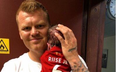 John Arne Riise ve kızı hastaneye kaldırıldı