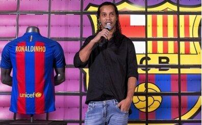 Ronaldinho yıldızlarla sahaya çıkıyor
