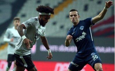 Beşiktaş'ta Rosier 3. asistini yaptı