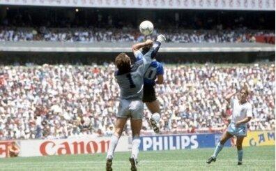 Maradona: 'İngiltere'ye bir de sağ elimle atmak isterdim'