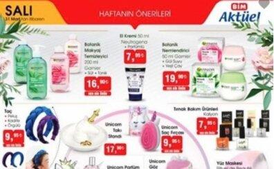 BİM market haftalık bülten indirimli ürünler listesi! Bim indirim ürünleri