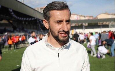 Serkan Özbalta: 'Ligi ilk 6'da bitirmeyi hedefliyoruz'