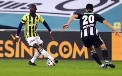 Fenerbahçe'de elde tek forvet Cisse kaldı
