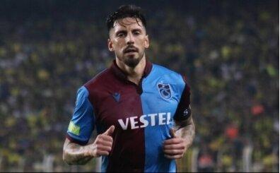 Jose Sosa transferinde ibre Trabzonspor'da