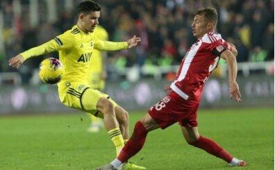 Fenerbahçe - Sivasspor: Muhtemel 11'ler