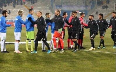 Beşiktaş Erzurumspor muhtemel 11'ler