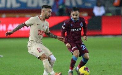 Galatasaray ile Trabzonspor 129. kez karşı karşıya