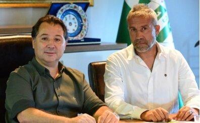 Bursaspor'un yeni sportif direktörü Mustafa Gönden'den açıklama