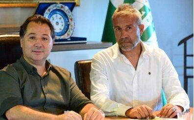 Bursaspor, sportif direktör Mustafa Gönden ile anlaştı