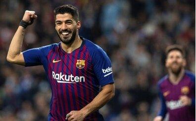 'Luis Suarez, Atletico Madrid'e çok yakın'
