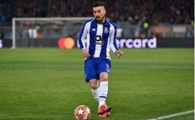 Alex Telles Premier Lig'e gidiyor, Galatasaray kazanıyor