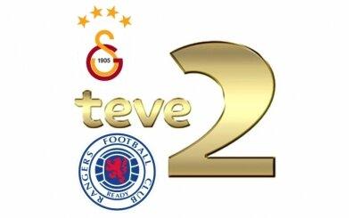 Teve 2 Frekans Bilgileri, Teve 2 nasıl izlenir? (Galatasaray Rangers maçı)