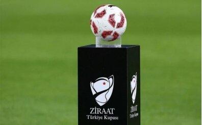 Türkiye Kupası'nda 5. tur kuraları çekilecek!