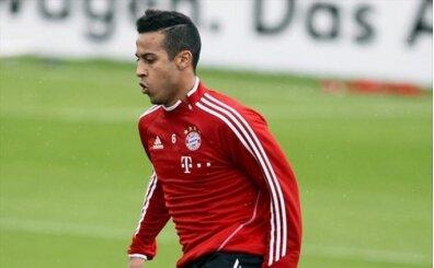 Thiago'dan Bayern Münih'e veda mektubu