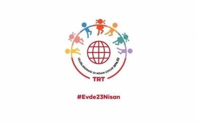 Çocuklar 23 Nisan coşkusunu TRT ile evlerinde kutlayacak