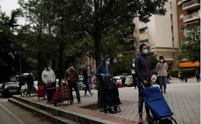 İspanya'da bir ilçe ikinci dalga nedeniyle karantinada