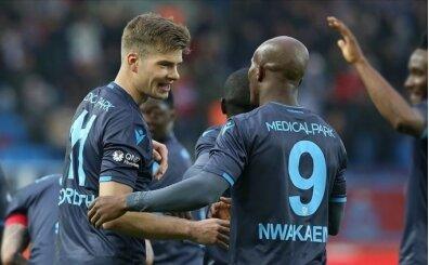 Trabzonspor hedefi bulamadı