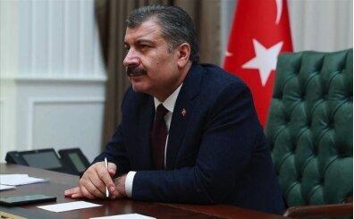 Sağlık Bakanı Fahrettin Koca, koronavirüste son sayıları paylaştı