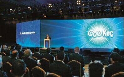 Koç Holding'den Milli Dayanışma Kampanyası'na 20 milyon lira katkı
