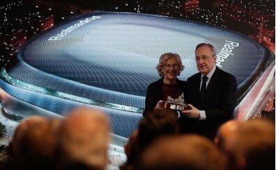 Real Madrid, iç saha maçlarını Bernabeu'da oynamayacak!