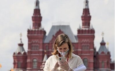 Rusya'da Kovid-19 vaka sayısı 746 bini geçti