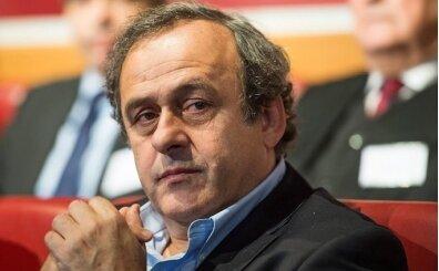 Eski UEFA Başkanı Platini: 'Giden bizim geçmişimiz'