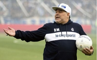 Gimnasia'da Maradona'nın sözleşmesi uzatıldı