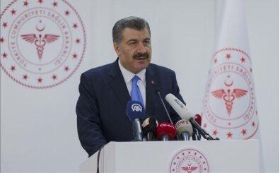 Sağlık Bakanı Koca, koronavirüs vaka ve vefat sayısını açıkladı