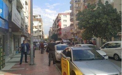 İzmir'deki depremin ardından Manisa'da bir apartman tahliye edildi